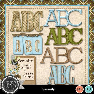 Serenity_alphabets