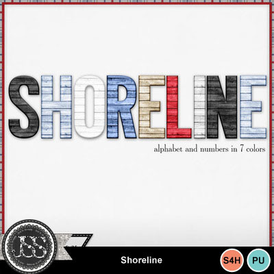Shoreline_alphabets