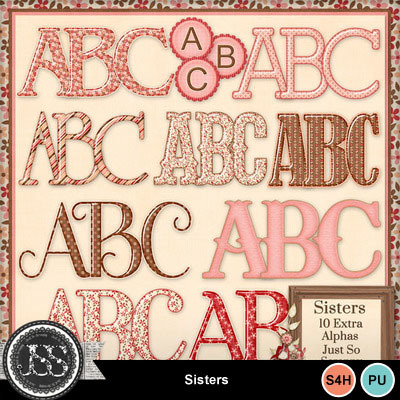 Sisters_alphabets