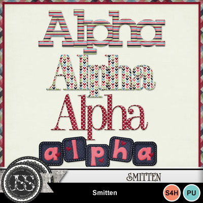 Smitten_alphabets