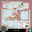 Snow_cute_cluster_frames_small