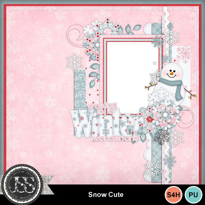 Snow_cute_quick_page