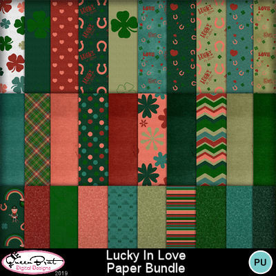 Luckinlovepapersbundle1-1