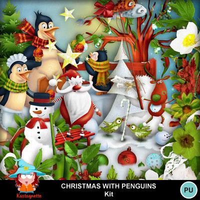 Kastagnette_christmaswithpenguins_pv