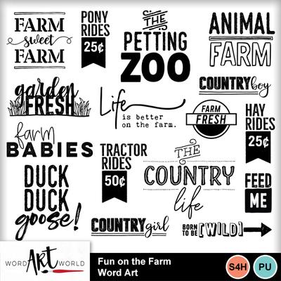 Fun_on_the_farm_word_art