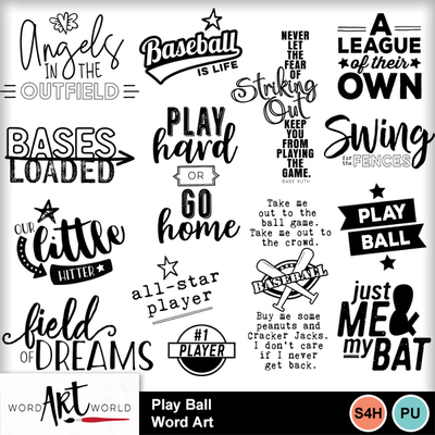 Play_ball_word_art