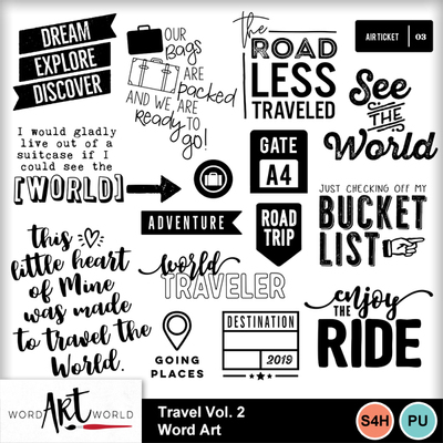 Travel_vol_2_word_art