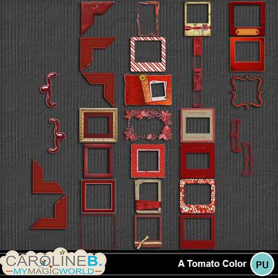 A-tomato-color-serie-frames_1
