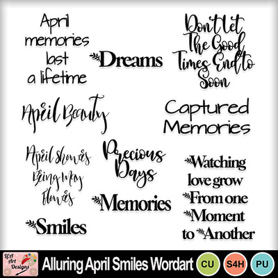 Alluring_april_smiles_wordart_preview