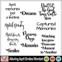 Alluring_april_smiles_wordart_preview_small