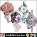 Alluring_april_smiles_border_clusters_preview_small