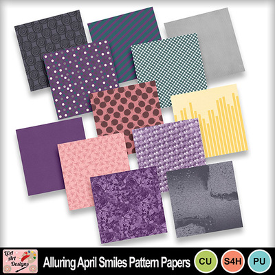 Alluring_april_smiles_pattern_papers_preview