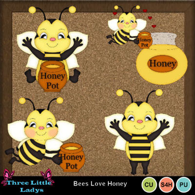 Bees_love_honey--tll