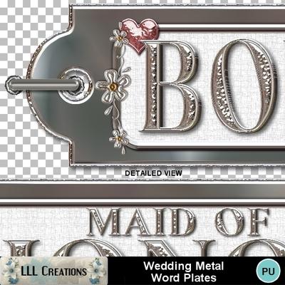 Wedding_metal_word_plates_-_3