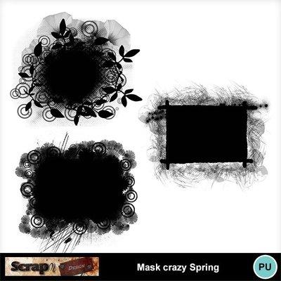 Crazy_lovely_sring_mask