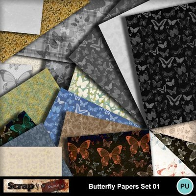 Butterfly_papers_set01