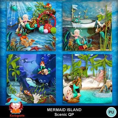 Kastagnette_mermaidisland_scenicqp_pv