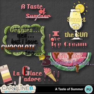 A-taste-of-summer-wordarts_1