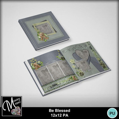 Beblessed12x12pa