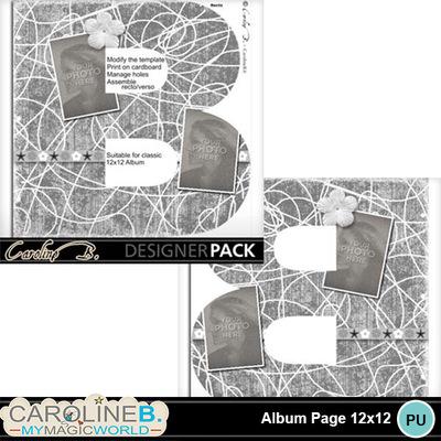 Album-page-12x12-letter-b-000