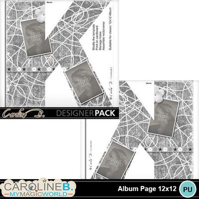Album-page-12x12-letter-k-000