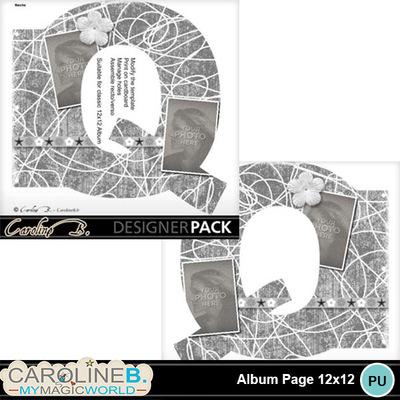 Album-page-12x12-letter-q-000