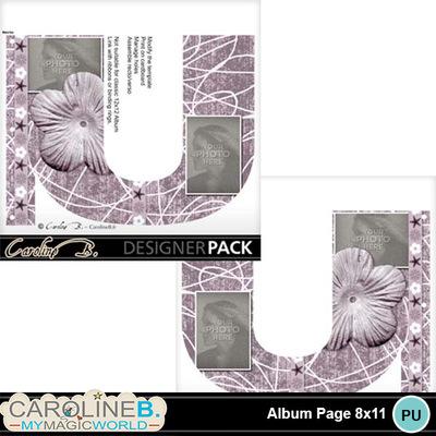 Album-page-8x11-letter-u-000