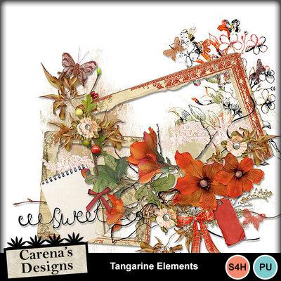 Tangarine-element