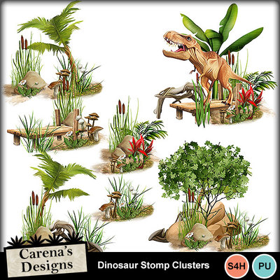 Dinosaur-stomp-clusters