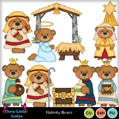 Nativity_bears--tll--1