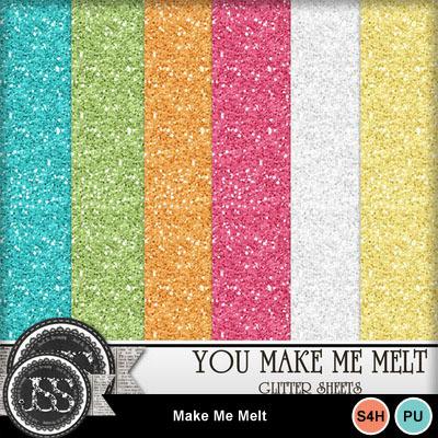 Make_me_melt_glitter_papers
