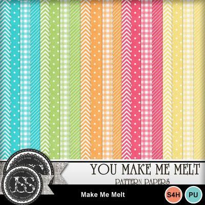 Make_me_melt_pattern_papers