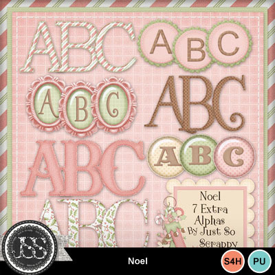Noel_alphabets
