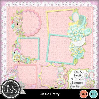Oh_so_pretty_cluster_frames