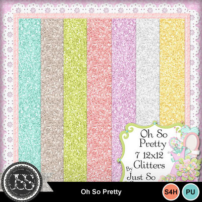 Oh_so_pretty_glitter_papers