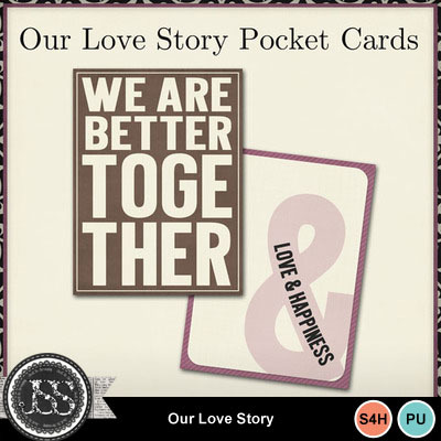 Our_love_story_journal_cards