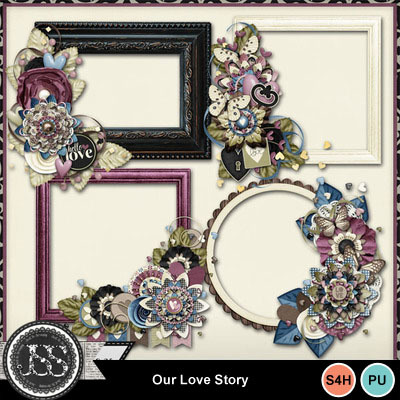 Our_love_story_custer_frames
