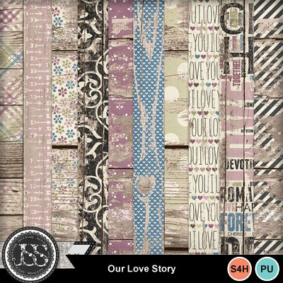 Our_love_story_wood_papers