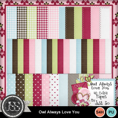 Owl_always_love_you_pattern_papers