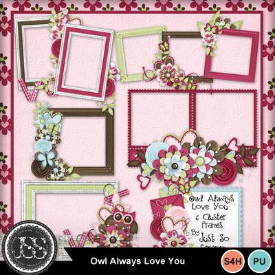 Owl_always_love_you_cluster_frames