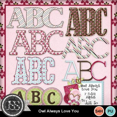 Owl_always_love_you_alphabets