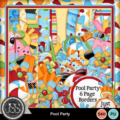 Pool_party_page_borders