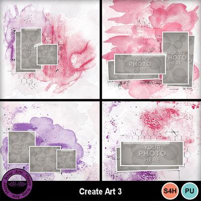 Createart3template