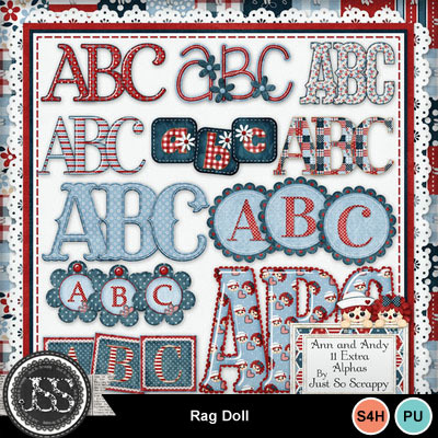 Rag_doll_alphabets