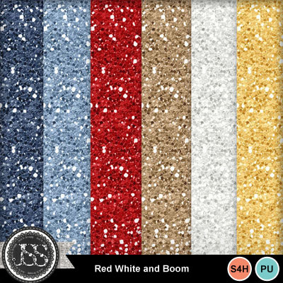 Red_white_and_boom_glitter_papers