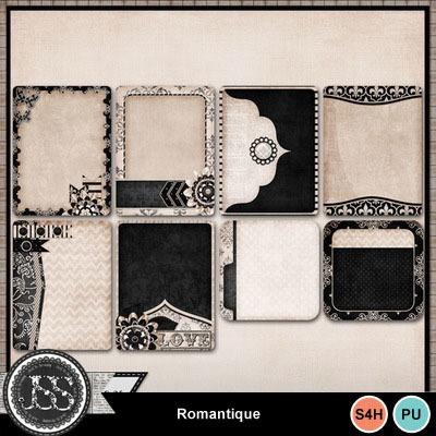 Romantique_journal_cards