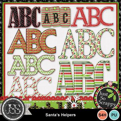 Santas_helpers_alphabets
