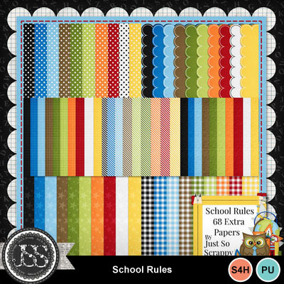School_rules_pattern_papers
