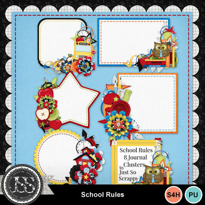 School_rules_journal_cluster_cards