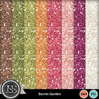 Secret_garden_glitter_papers